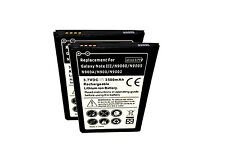 Samsung Galaxy Note 3 SM N900R4 2X Battery Extra Replaceent Spare US Cellular