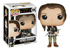 THE HUNGER GAMES FIGURE 9 CM POP FUNKO KATNISS EVERDEEN CINEMA PEETA FILM DVD #1