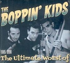 THE BOPPIN'KIDS: THE ULTIMATE WURST OF CD Neo-Rockabilly, Oldschool Psychobilly