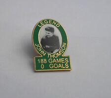 CELTIC LEGEND BADGE JOHN THOMSON