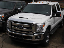 Ford F250 F350 Super Duty Hood Scoop Ram Air Style MrHoodScoop Unpainted HS003