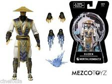 Action Figure Mortal Kombat X Raiden Series 1 15 cm 6'' by Mezco Toys