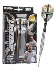 DARRYL FITTON 22gr. TARGET 90% NATURAL TUNGSTEN STEEL TIP DART SET