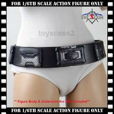 Hot Toys Batman The Dark Knight Rises CATWOMAN SELINA KYLE 1/6  Figure BELT_NEW