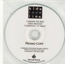 (BY706) Kids Love Lies, Under The Bed - 2009 DJ CD