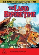The Land Before Time - The Movie : Vol 1 (DVD, 2004)