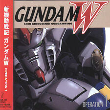 Gundam W Operation V.1 by Original Soundtrack (CD, Jan-2001, Jmki)