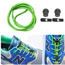 5 Paar Elastische Schnürsenkel Schuhbänder für Marathon &Triathlon Athleten Grün