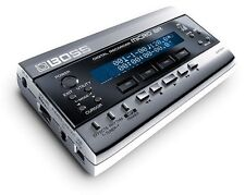 BOSS BR Digital Multi Micro 4 TRACK Recorder & effetto PROCESSORE + ALIMENTATORE 80