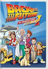 Back to the Future: The Animated Series - Season 1 (DVD, 2016)