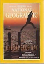 Hanging In The Balance,Chesapeake Bay.Vol.183.No.6.June.1993.NATIONAL GEOGRAPHIC