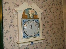 PILSBURY DOUGHBOY WALL CLOCK by Danbury Mint