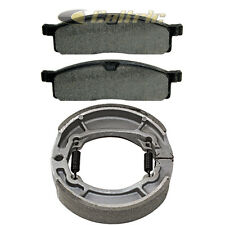 YAMAHA YZ250 COMPETITION 250 1985 1986 1987 FRONT BRAKE PADS & REAR BRAKE SHOES
