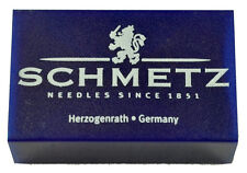 Schmetz A100-DEN-70 Jeans Denim Sewing Machine Needles Bulk PK Size 70/10
