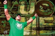 2012 WWE WRESTLING MARINE JOHN CENA IN THE RING 22x34 NEW POSTER FREE SHIPPING