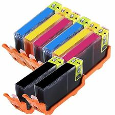 8 Pack New Ink Cartridge For  564 564XL Fits HP OfficeJet 4620, 4622 with CHIP