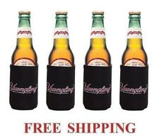 YUENGLING BREWERY 4 BEER BOTTLE COOLER HUGGIE COOZIE COOLIE KOOZIE NEW