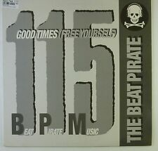 """12"""" Maxi - The Beat Pirate - Good Times (Free Yourself) - k5877"""