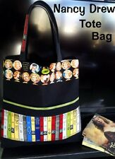GET A CLUE NANCY DREW MYSTERY TOTE BAG KIT -  Includes Pattern & all Moda Fabric