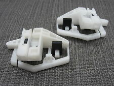 PACK OF 2 CITROEN XSARA ELECTRIC WINDOW REGULATOR CLIPS FRONT LEFT NSF UK SELLER
