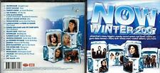 Now Winter 2007 cd album - 22 tracks