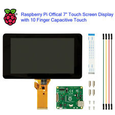 """Raspberry Pi Official 7"""" Touch Screen Display with 10 Finger Capacitive Touch"""