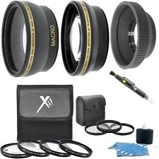 Camera Accessory Kit For Fujifilm S9600 S9500 S9100 S9000 S6000 HS50EXR HS35EXR