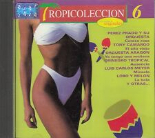 Perez Prado Tony Camargo Orquesta Aragon Tropicoleccion 6 CD No plastic cover