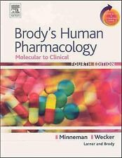 Brody's Human Pharmacology: Molecular to Clinical With STUDENT CONSULT Online