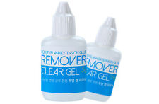 Eyelash Extensions Glue Adhesive Remover for Fake Lashes Gel Type No Drip