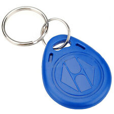 10pcs 125khz RFID Proximity ID Token Key Tag Keychain Waterproof New BT