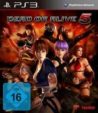 PlayStation 3 Dead or Alive 5 Beat'em Up Neuwertig