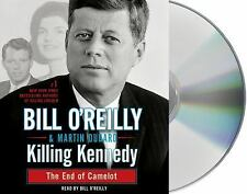 Killing Kennedy: The End of Camelot O'Reilly, Bill, Dugard, Martin Audio CD