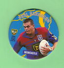 1995 NSW RUGBY LEAGUE TAZO #19 - PAUL HARRAGON , NEWCASTLE KNIGHTS