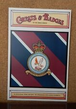 Royal Air force Reconnaissance centre  Crests & Badges of the armed services