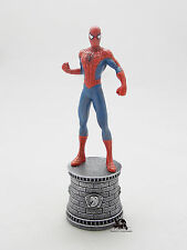 Figurine statuette Collection Jeux d'échecs Spiderman super héros Marvel Chess