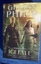 Rebel Angel Series Icefall 4 by Gillian Philip 2015, Hardcover Book Sithe Farie