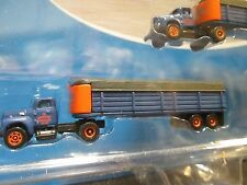 N Roadway HI R-190 Tractor/ Covered Wagon Trailers - Classic Metal Works #51128