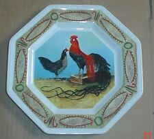 Lovely C&W Johnson Bros Collectors Plate PHEONIX YOKOAMA