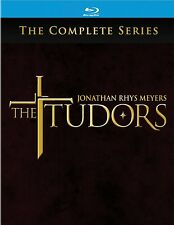 Tudors Complete Series Blu Ray Season 1 2 3 4 Brand New Sealed UK R2 Release