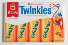Hostess Twinkies FRIDGE MAGNET (2 x 3 inches) box wrapper twinkie the kid