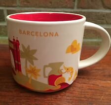 Starbucks You Are Here Collection Barcelona YAH New NEU mit SKU Nummer