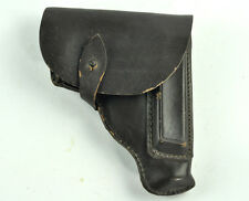 VINTAGE COLD WAR ERA RUSSIAN LEATHER BROWN HOLSTER for MAKAROV or TOKAREV