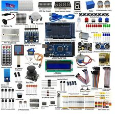 Adeept Ultimate Starter learning Kit for Arduino MEGA 2560 LCD1602 Servo Motor