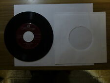 Old 45 RPM Record - Mercury 70230 x45 - Patti Page - My World is You / Milwaukee