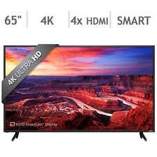 """Vizio 65"""" Class 4K Ultra HD LED LCD TV Smart Home Theater Display E65-E0 New!!!"""