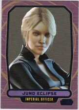 STAR WARS GALACTIC FILES SERIES 2 BLUE PARALLEL #541 JUNO ECLIPSE 320/350