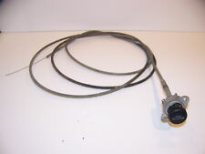 1969 70 71 DODGE TRUCK FUEL TANK SELECTOR CABLE & KNOB OEM POWER WAGON