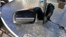 VW POLO 2003 BLACK DOOR MIRROR ELECTRIC