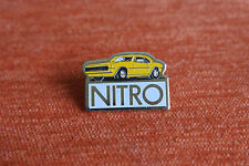 14654 PIN'S PINS VOITURE AUTO CAR NITRO MAGAZINE PRESSE FORD
